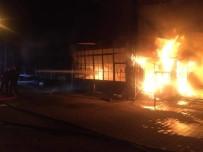 İMALATHANE - Biga'da Korkutan Yangın