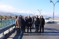 ORÇUN - Bülent Ecevit Köprülü Kavşağında Sona Doğru