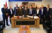 TOPLU SÖZLEŞME - İncirlik'te Türk İşçilerin Yarısının Çıkışı Verildi