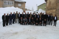 TUGAY KOMUTANI - Kaymakam Güven'den Korgan Köyüne Ziyaret