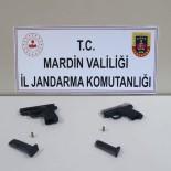 SİLAH TİCARETİ - Mardin'de Silah Kaçakçısı Suçüstü Yakalandı
