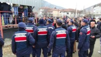 TEZAHÜRAT - Olaylı Maç Sonrası Vezirhansspor'a Ceza Yağdı