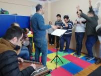 HALK OYUNLARI - Samsun'da Otizmli Çocuklar Sahneye Çıkacak