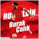 SAMSUNSPOR - Samsunspor'a Süper Lig'den Bir Takviye Daha