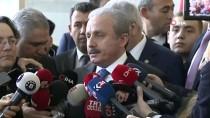 KOMİSYON RAPORU - TBMM Başkanı Şentop'tan FETÖ Komisyonu Değerlendirmesi