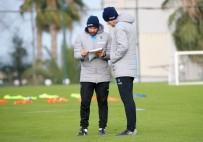 ALI YıLMAZ - Trabzonspor, Denizlispor Maçı Hazırlıklarını Sürdürdü