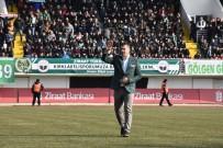 KIRKLARELİSPOR - Ziraat Türkiye Kupası Açıklaması GMG Kırklarerlispor Açıklaması 0 - M.Başakşehir Açıklaması 0 (İlk Yarı)