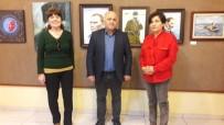 HÜSEYIN YıLMAZ - Adanalı 22 Ressam Tarsus'ta Sergi Açtı