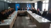 Alaçam'da Bağımlılıkla Mücadele Toplantısı Yapıldı