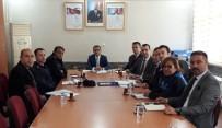 ABDULLAH UÇGUN - Alaşehir'de Metruk Binalar Masaya Yatırıldı