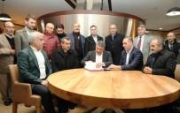 GARIBAN - Başkan Şayir'e Sosyal Denge Teşekkürü