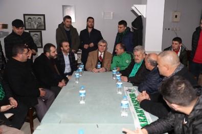 Başkan Yüce Açıklaması 'Tek Arzumuz Sakaryaspor'un Eski Günlerine Dönmesidir'