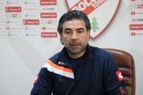 OSMANLISPOR - Boluspor Teknik Direktörü Özköylü, Basın Toplantısında İsyan Etti