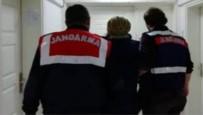 BANK ASYA - FETÖ Şüphelisi Kadın Jandarmadan Kaçamadı