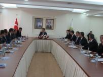 ENVER ÜNLÜ - İl İstihdam Kurulu Toplantısı Düzenlendi