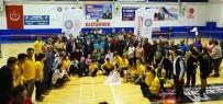 KARATEKIN ÜNIVERSITESI - İşitme Engelliler Badminton Türkiye Şampiyonası Sona Erdi