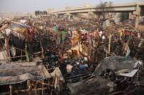 GECEKONDU - 400 gecekondu yandı