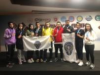 GÜMÜŞ MADALYA - Polis Gücü Spor Kulübü Gençler Birliği Kick Boks Madalyalarla Döndü