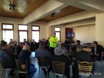 KADINA YÖNELİK ŞİDDETLE MÜCADELE - Tarım Ve Orman Müdürlüğü'nden Yoğun Eğitim Programı