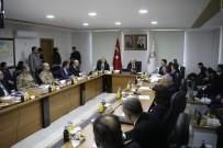 MUSTAFA YAMAN - Yaman, 'Uyuşturucu İle Mücadele Toplantısı'Na Katıldı
