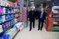 MAHALLİ İDARELER - 'Yeşil Gıda Market' Projesi Hizmete Başlıyor