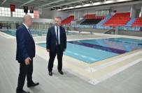 YÜZME - 19 Mayıs'ta Yarı Olimpik Yüzme Havuzu Açılıyor