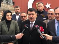 OSMAN ALTıN - Ankara Valisi Şahin'den deprem açıklaması