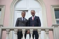 2020 AVRUPA ŞAMPİYONASI - Bakan Kasapoğlu'ndan Şenol Güneş'e Ziyaret