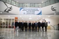YÜZME - Battalgazi Belediyesi Sosyal Yaşam Merkezi'ne Övgü
