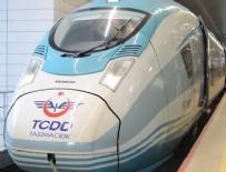 YÜKSEK HıZLı TREN - Bir ile daha hızlı tren geliyor!