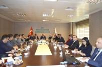 ADNAN DEMIR - DAP Bölgesi Kalkınma Ajanslarıyla İşbirliği Toplantısı