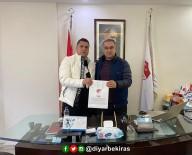 BAYHAN - Diyarbekirspor'dan Ziyaretlere Devam