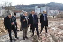 YEŞILTEPE - Fatsa'ya 3 Bin Tonluk Yeni Su Deposu