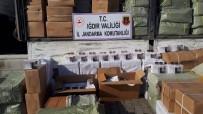 GÜNEŞ GÖZLÜĞÜ - Iğdır'da Kaçak Gözlük Operasyonu