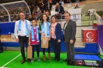 HAZIRLIK MAÇI - İzmit Belediyesporlu Genç Kızlar Milli Takım Kampında