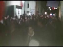 HIZBULLAH - Lübnan'da Göstericiler Yeni Hükümeti Protesto Etti