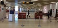 YENI YıL - Pakistan'dan, Çin'den Gelen Yolculara Virüs Taraması