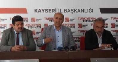 Sinan Aktaş Açıklaması 'Erciyes'te Tesisler Yetersiz'