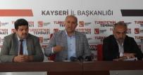 YAYLA TURİZMİ - Sinan Aktaş Açıklaması 'Erciyes'te Tesisler Yetersiz'