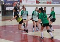 ÖDÜL TÖRENİ - Sivas'ta Hentbol Şampiyonası Devam Ediyor