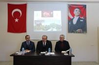 MAHALLİ İDARELER - Vali Dr. Ömer Toraman Dumlupınar İlçesinde Muhtarlarla Toplantı Yaptı