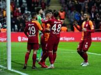 RIZESPOR - Ziraat Türkiye Kupası Açıklaması Galatasaray Açıklaması 2 - Çaykur Rizespor Açıklaması 1 (Maç Sonucu)  (Fotoğraflı)