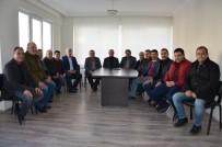 MUHITTIN BÖCEK - Alanya'da Muhtarların Talepleri Dinlendi