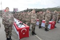 TUGAY KOMUTANI - Amasya'da 6 Bin 300 Bedelli Asker Yemin Etti