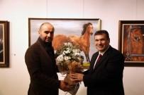 RESSAM - 'Atların Rüyası' Adlı Resim Sergisi OSM'de Açıldı