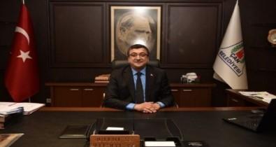 Başkan Öz'den Ali Gaffar Okkan Ve Uğur Mumcu Mesajı