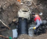 SEL BASKINLARI - Bingöl'de 23 Yıllık Su Sorunu Çözüldü