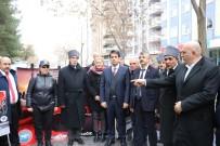 SEZAI KARAKOÇ - Diyarbakırlılar Şehit Emniyet Müdürü Okkan'ı Unutmadı