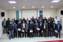ADNAN DEMIR - Elazığ'da 'Tarımsal Sulama Eğitimi'