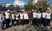 KAZIM ÖZALP - Engelsiz Yürüyüşle Empati Yaptılar